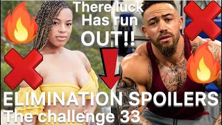 The challenge War of the worlds | ELIMINATION SPOILERS, THERE LUCK HAS RUN OUT