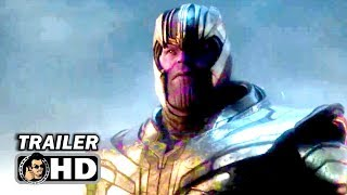AVENGERS: ENDGAME Trailer #3 (2019) Marvel Movie HD