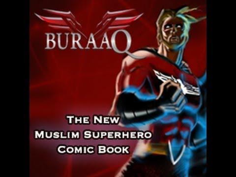 buraaq comic