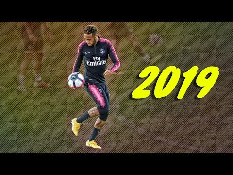 Neymar Jr ● Best Freestyle Skills ● 2018/19 | HD