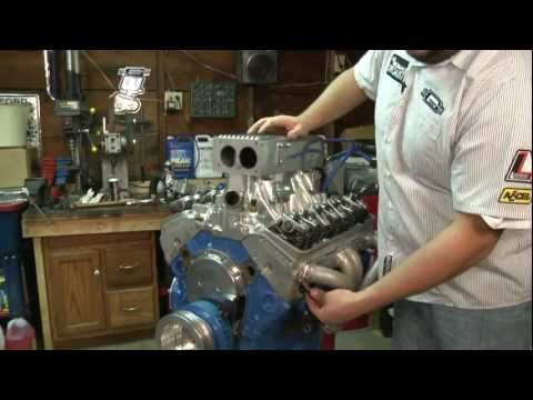 How to Find Top Dead Center on a Chevy Small Block Motor Video - Pep Boys