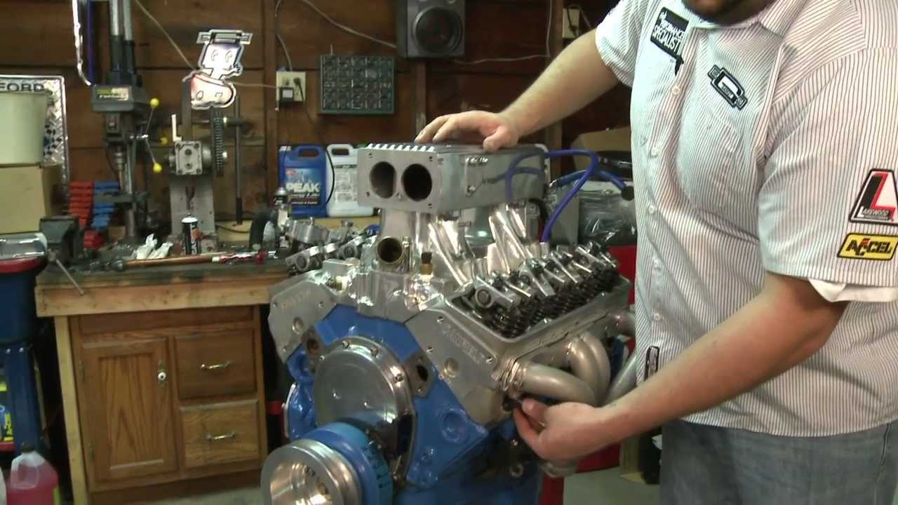 How To Find Top Dead Center On A Chevy Small Block Motor Video Pep Wiring For 66 Truck 6 Cylinder Boys Youtube