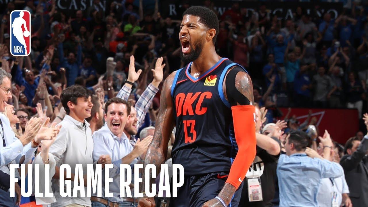 ROCKETS vs THUNDER | Houston & Oklahoma City Battle Till ... Rockets Vs Thunder