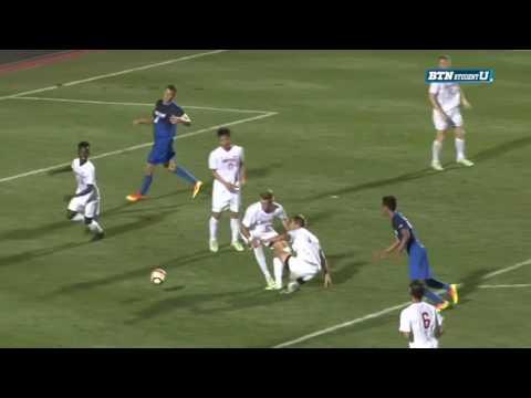 UC Santa Barbara at Ohio State - Men's Soccer Wrap-up