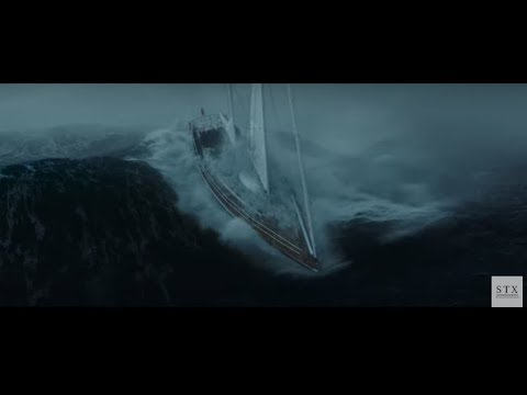 Real Life SAILING Romantic Trip Turns Into Survival Story |  'Adrift'  (trailer)