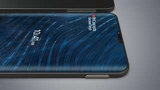 Blackberry XL | Ultra Infinity Curved Display Smartphone Concept By...