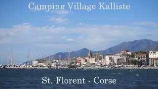 Camping Village Kalliste Saint Florent 60 sec4K