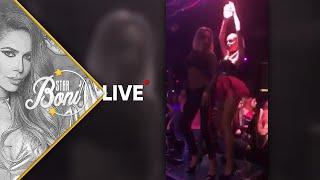 Бони в горещи танци с фенове - Част 2   LIVE