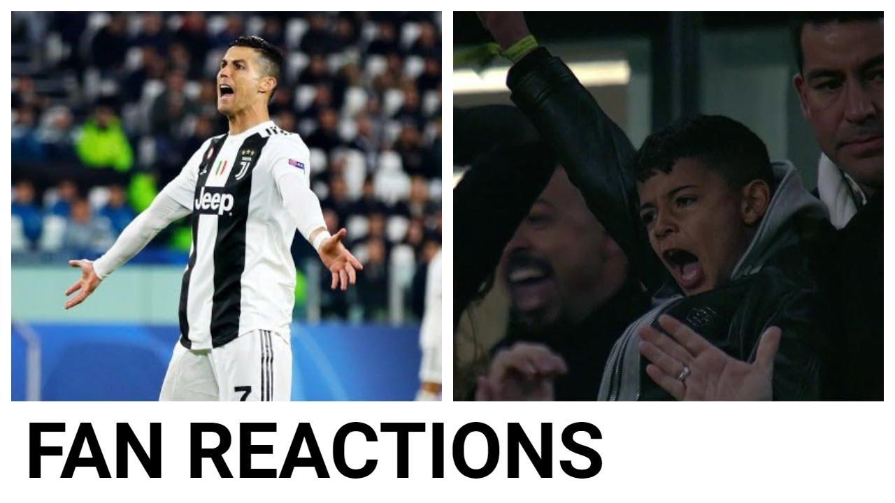 Juventus vs. Atletico Madrid score: Ronaldo's hat trick sends Juve into Champions League quarterfinals