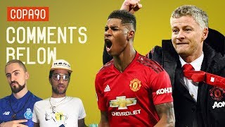 Man United Beat Spurs - Should Solskjaer Stay On As Manager? | Comments Below