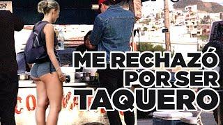 Me Rechazó Por Ser Taquero - Se Lleva Sorpresa Por INTERESADA | Pablo Troncoso Jr
