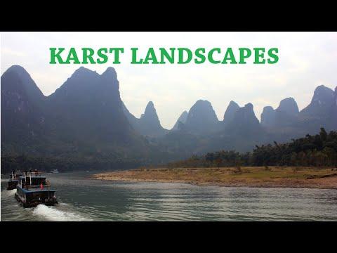 Formation of Karst Landscapes