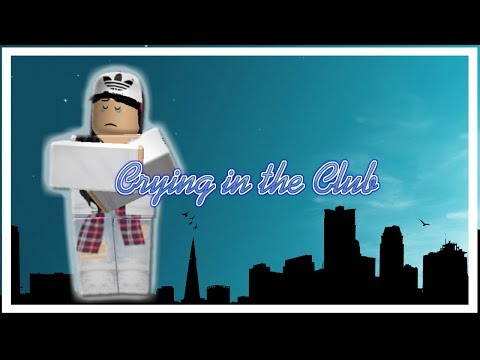 Crying in the Club - Camila Cabello | ROBLOX MUSIC VIDEO