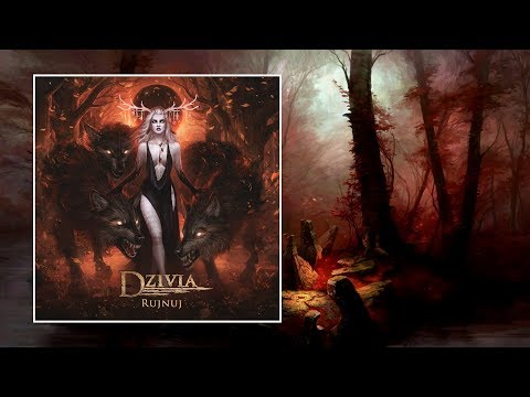 Dzivia — Rujnuj [Full Album]