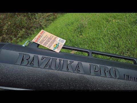 Tubo de Transporte de Varas de Pesca  FLAMBEAU BAZUKA