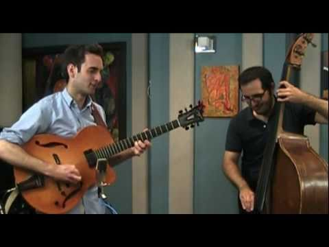 Julian Lage 'Welcoming Committee' | Live Studio Session