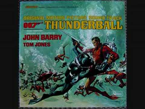 Thunderball OST - 02 - Chateau Flight