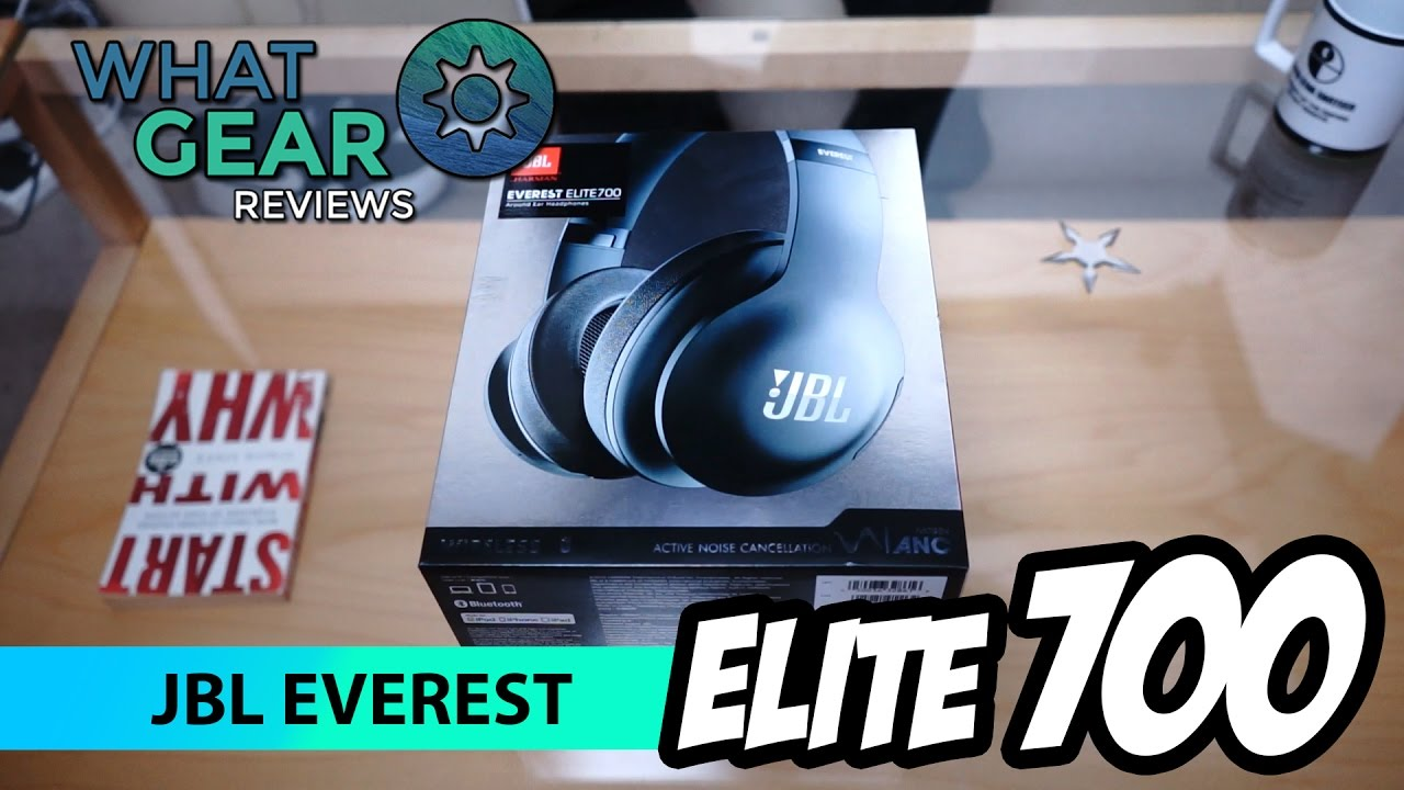 jbl everest elite 700 unboxed youtube. Black Bedroom Furniture Sets. Home Design Ideas