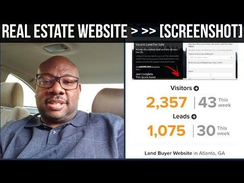 What Kind of Real Estate Investing Websites Work Best for Real Estate Investors? [Screenshot]