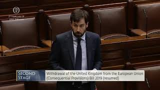 Deputy Eoghan Murphy - Government Business - 27.02.2019