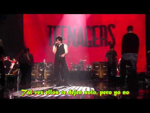 My Chemical Romance - Teenagers (subtitulado en español)