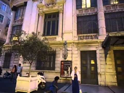 Madame Butterfly - Opera Nice na rua