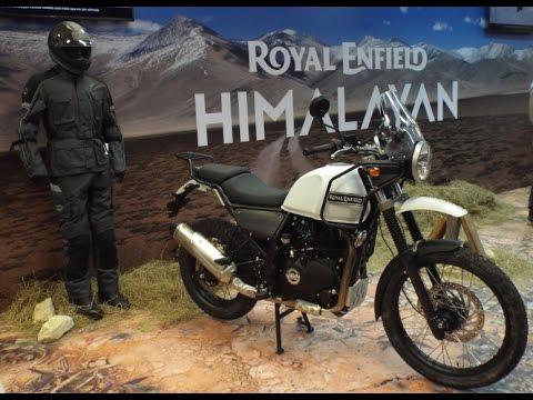 HIMALAYAN - Royal Enfield / Salon del Automovil 2016 Bogota