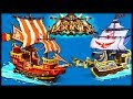 Unearned Bounty - PIRATE SHIP COMBAT GAME! High Seas Piracy! - Unearned Bounty Gameplay