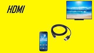 переходник для подключения XIAOMI Mi 6 к телевизору \ MHL и SlimPort #SlimPort #xiaomi #MHL