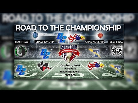 MSFL 2016 Championship!