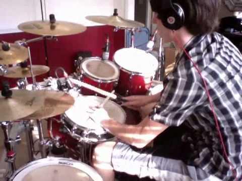 Promises - Drum Cover - Nero (Skrillex Remix)