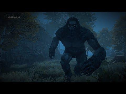 Far Cry 5 - Picnic with a Sasquatch! (Arcade Mode)  
