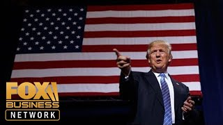 President Trump talks US economy, energy infrastructure