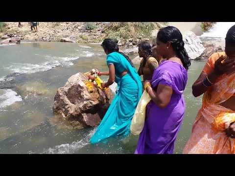 KRISHNA PUSHKARALU-2016 PATAALA GANGA in (owk. dam.) Kurnool. Andhra Pradesh.