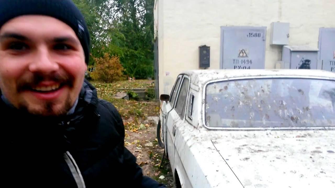 Покупка Б.У. НИВЫ 4-я ч. Осмотр салона НИВЫ. Была утоплена машина .