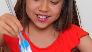Подписчики УПРАВЛЯЮТ моим слаймом/Маша впервые САМА сняла видео