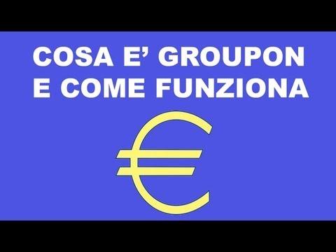 Cosa è Groupon e come funziona