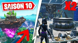 NEW PACK OBSCURE - 2 NEW GENERATORS ON FORTNITE!