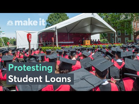 Refusing To Pay $80K In Student Loan Debt