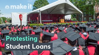 You refuse to repay $80K student loan debt thumbnail