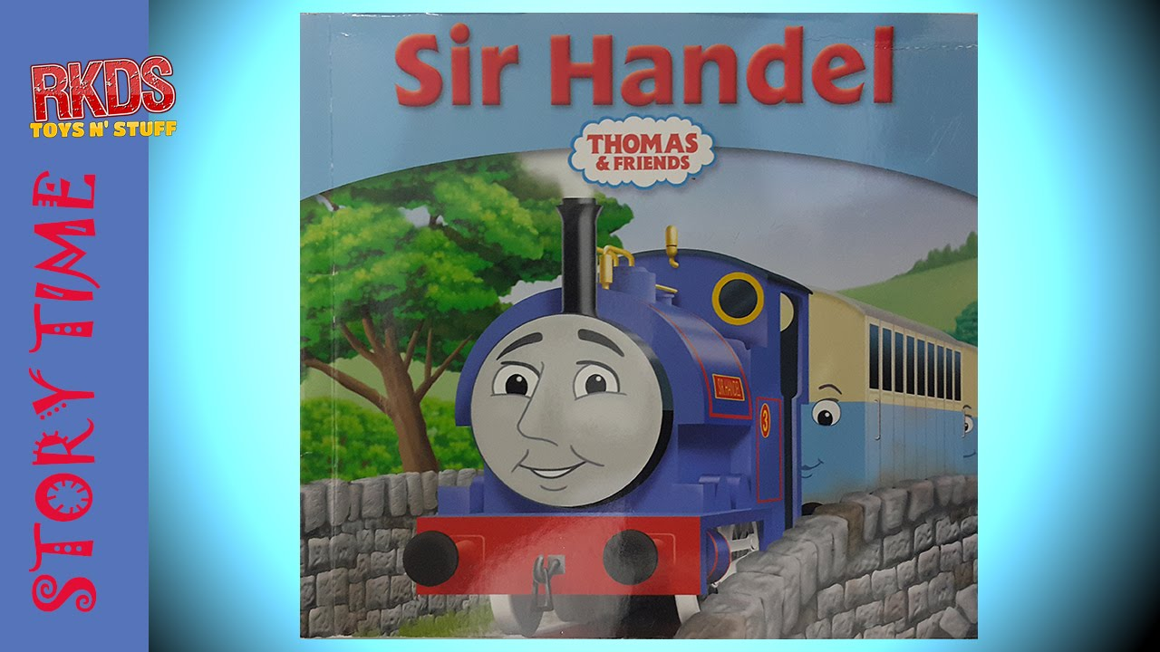 My Thomas Story Library Book 13 Sir Handel Read Out