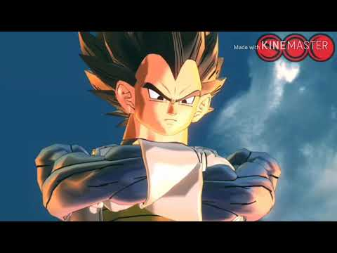 Meta Goku Invades Earth!!! (Voice Dubbed By Me)