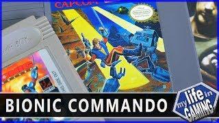 Bionic Commando Series - Capcom