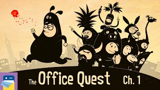 The Office Quest: Chapter 1 Walkthrough Guide & Gameplay (by Deemedya)