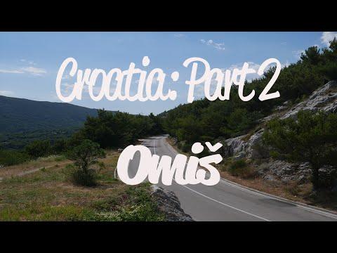 Croatia: Omiš (4K)