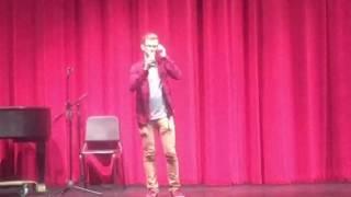 Connor McKee - Smoky Hill Spring 2017 - Senior Recital - Perfect by Ed Sheeran