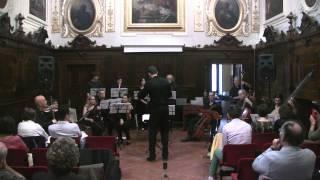 J.D. Heinichen:  Concerto per 4 flauti ed archi - Concerto for 4 recordes and strings