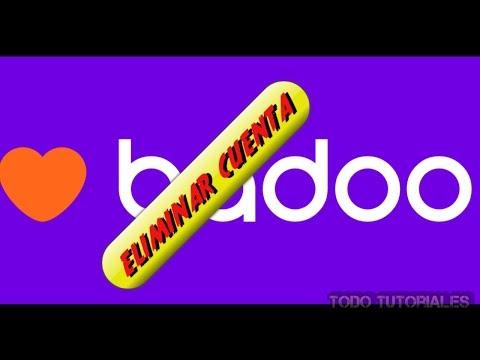 Eliminar cuenta badoo iphone