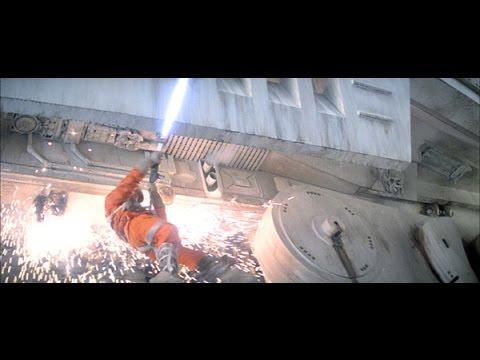 Image result for Luke Skywalker AT-AT