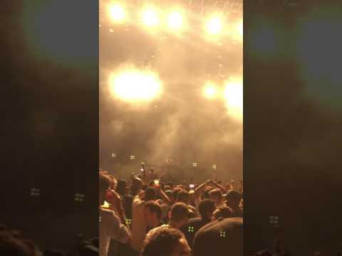 Axwell & Ingrosso Dropping Michael Calfan's  - Last Call @ Meydan Dubai NYE 2017